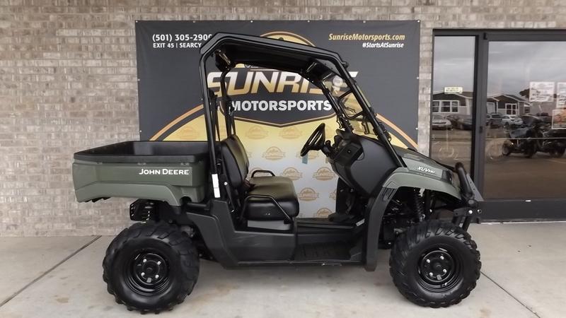 2014 John Deere Gator 550