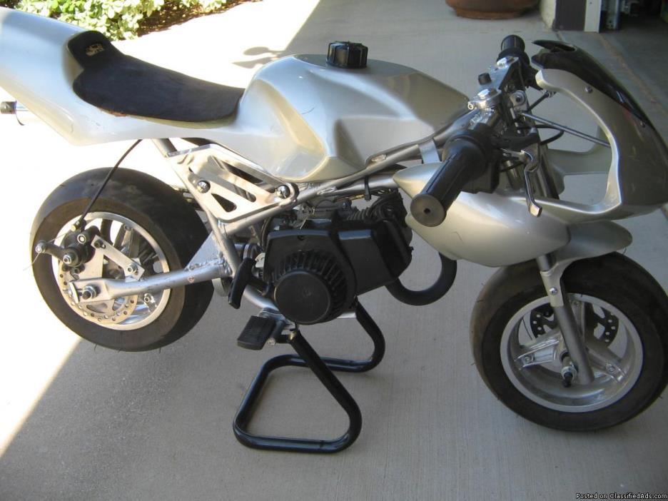 Pocket Bike Motorcycles For Sale