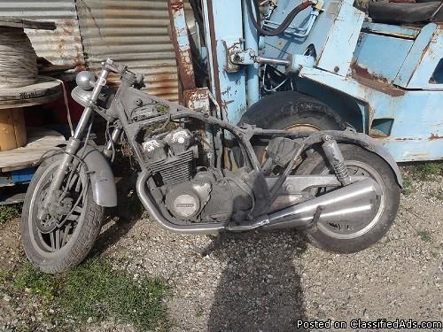 HONDA 1982 CB750K4 747CC MOTORCYCLE PARTS