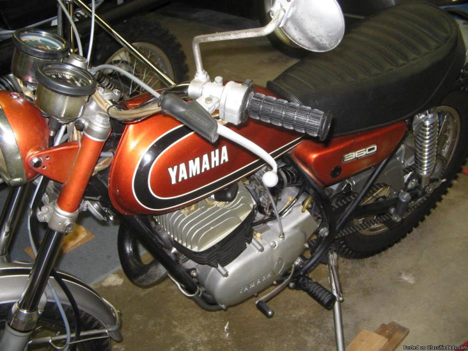 360 Yamaha Rt Motorcycles for sale