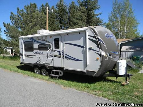 2012 Keystone Outback 27.6RS