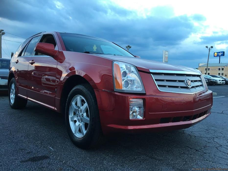 cadillac srx 2009 vehicles for sale. Black Bedroom Furniture Sets. Home Design Ideas