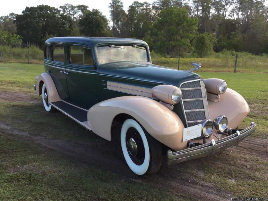 1935 Cars for sale