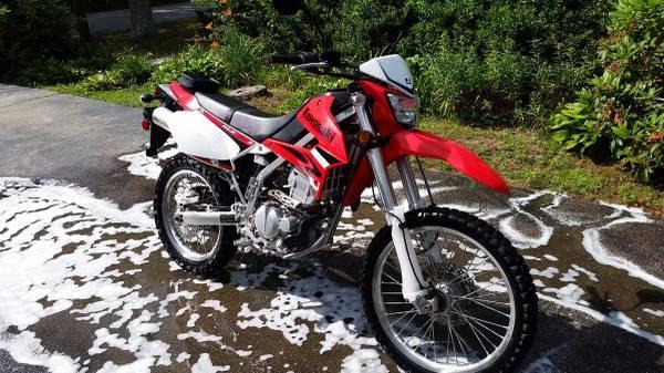 kawasaki klx 250 motorcycles for sale in rhode island. Black Bedroom Furniture Sets. Home Design Ideas