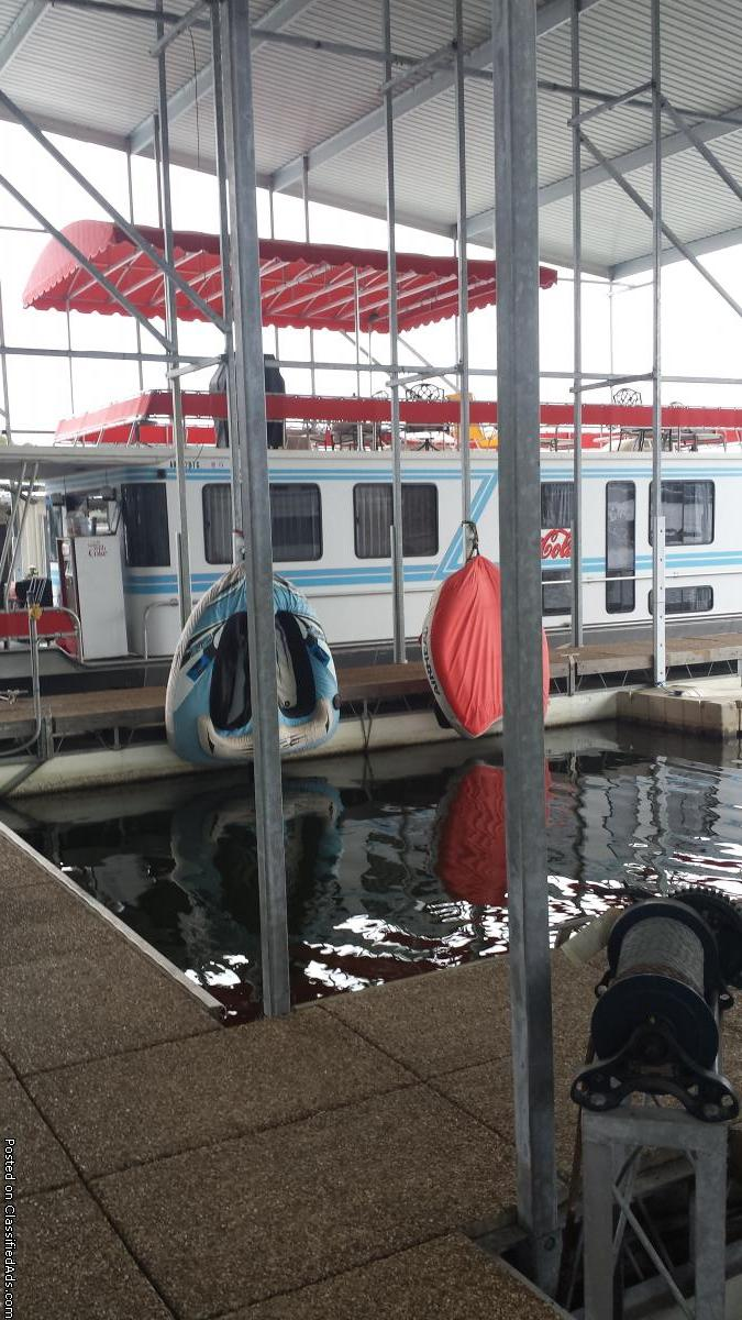 1995 lakeview houseboat