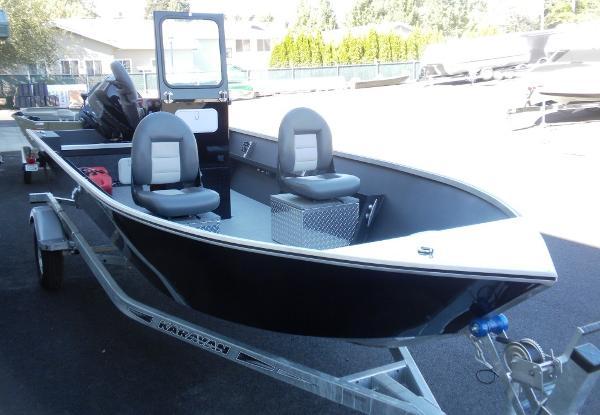 2017 RH Boats Pro V 18 Center Console