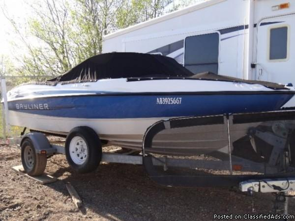 2012 Bayliner 185 Bow Rider Boat For Sale