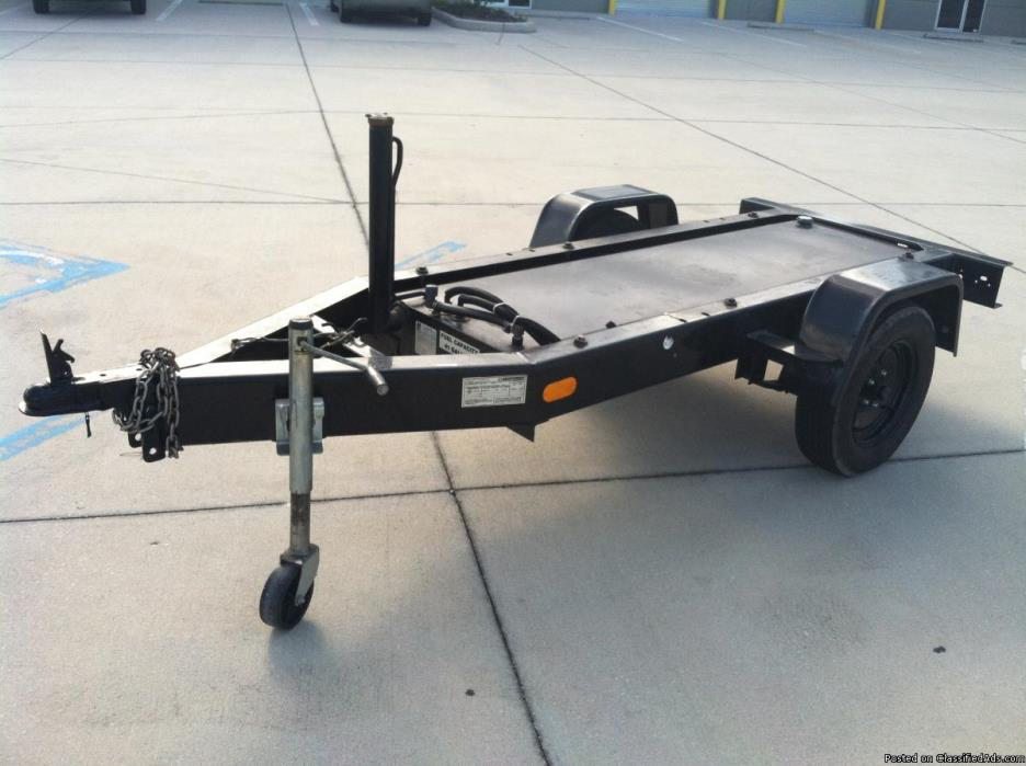 Small Utility Trailer Cars for sale