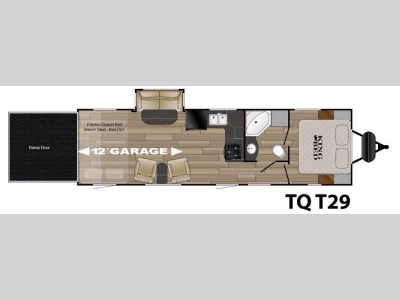2017 Heartland Torque XLT TQ T29