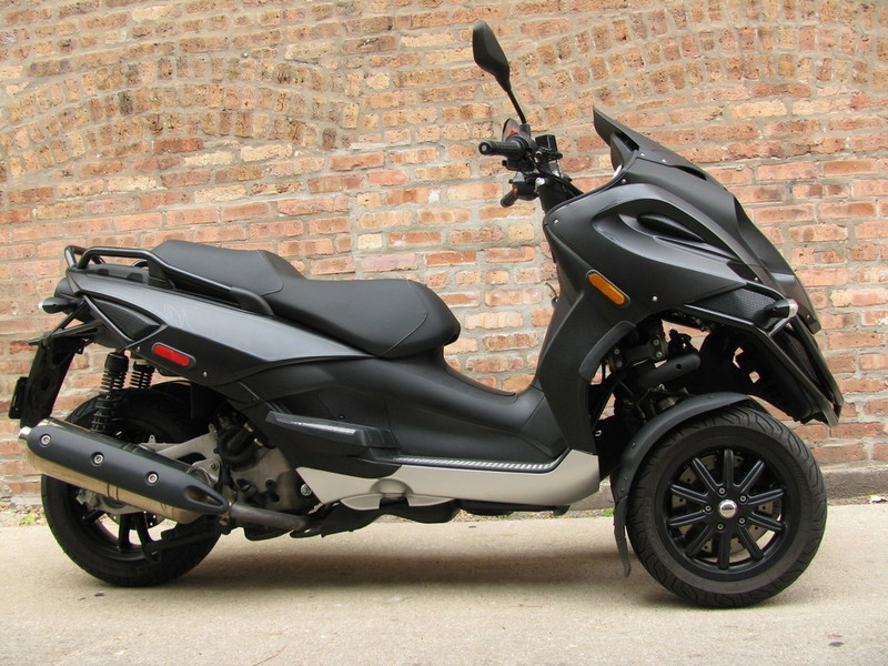 piaggio mp3 500 motorcycles for sale in chicago illinois. Black Bedroom Furniture Sets. Home Design Ideas