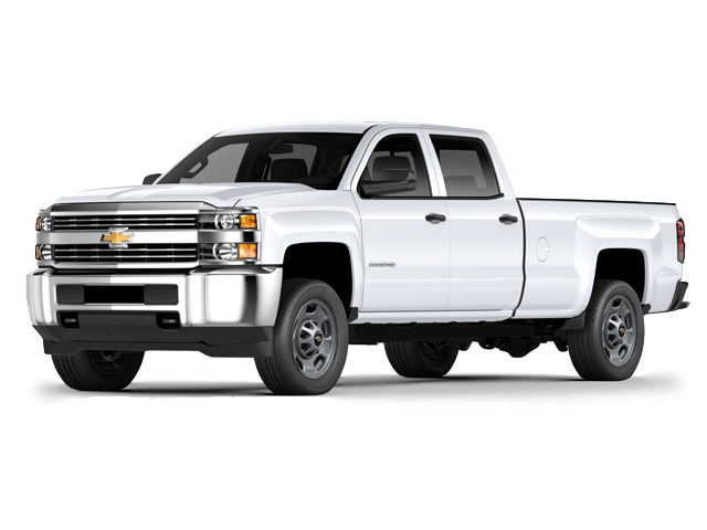 2015 Chevrolet Silverado 2500hd  Pickup Truck