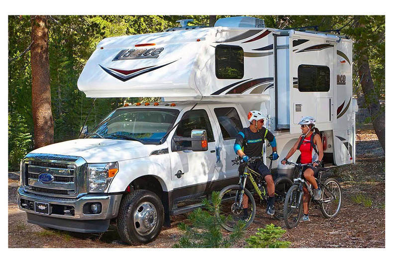 2017 Lance Truck Campers 855S