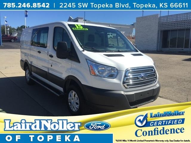 2015 Ford Transit-250 Cargo Van