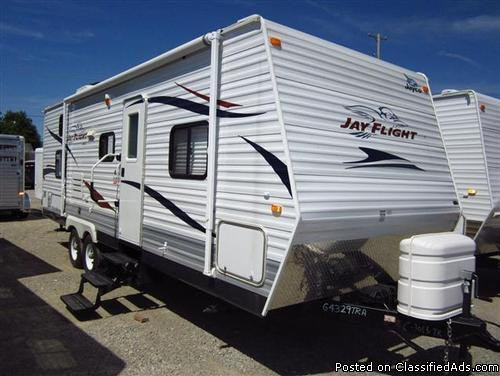 2010 Jayco Jay Flight 25BHS