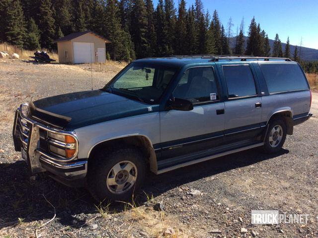 1994 Chevrolet 1500 Suburban 4x4