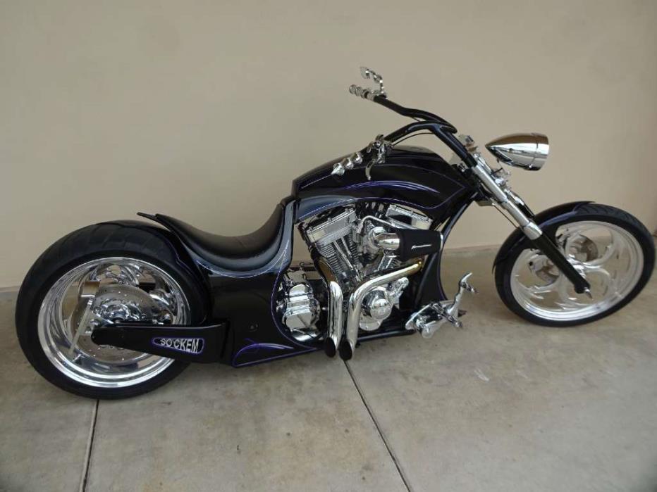 2000 Custom Springer Hardtail Chopper