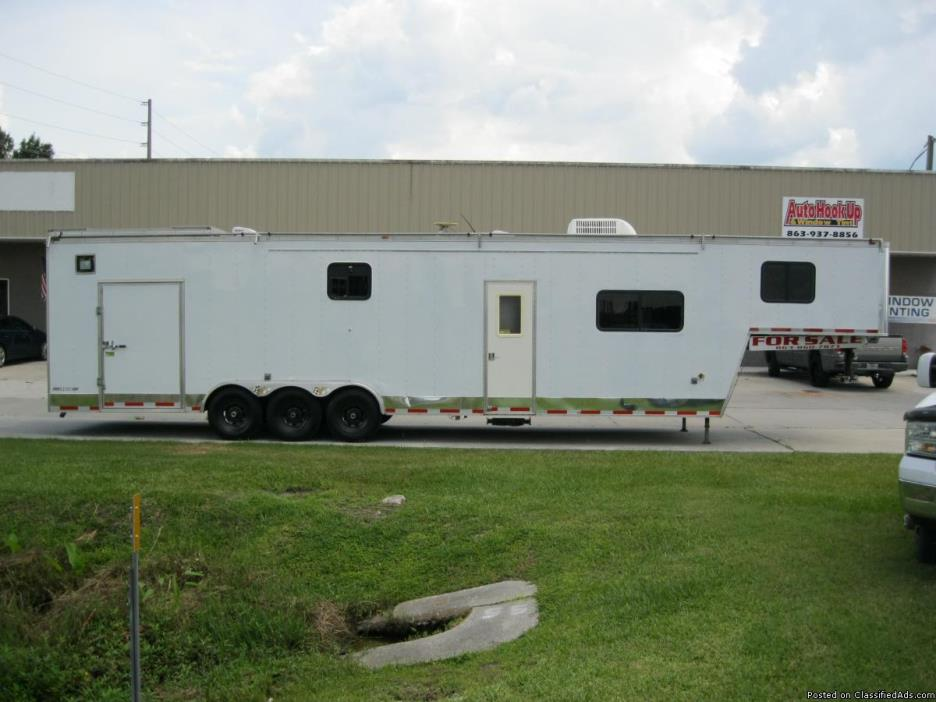 Gooseneck Toy Hauler RVs for sale