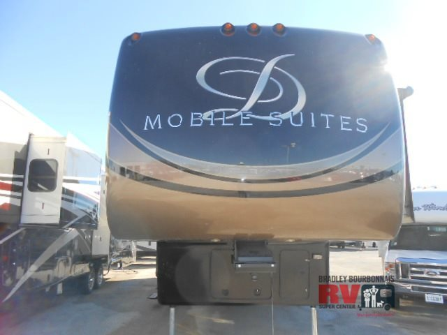 2014 DRV LUXURY SUITES Mobile Suites 38 RESB3