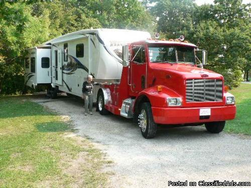 2011 Heartland RV Big Horn 3670RL