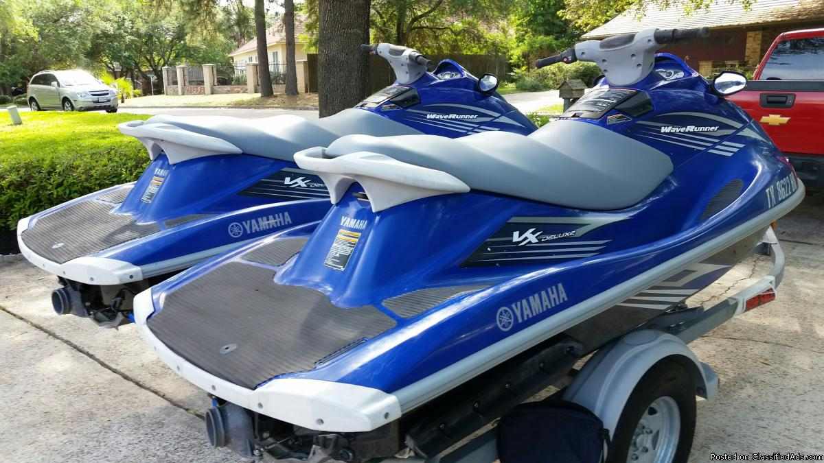 yamaha jet skis boats for sale