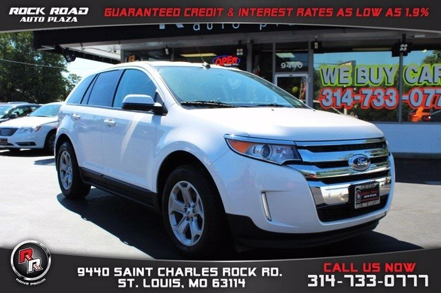 Ford edge cars for sale in missouri for Max motors ford harrisonville mo