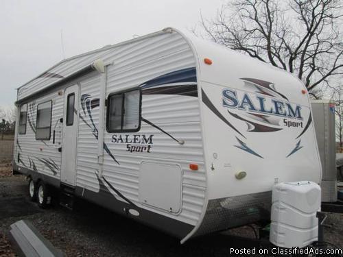 2012 Salem Sport SRV28
