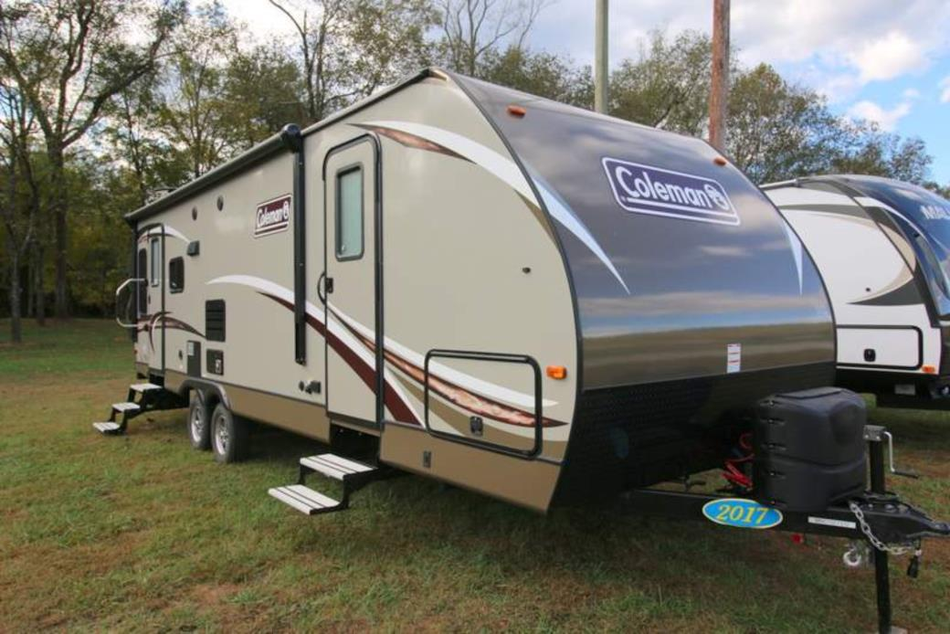 2017 Coleman COLEMAN LIGHT 2605RL
