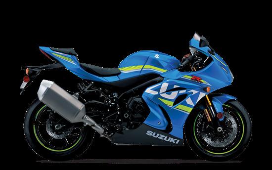 2017 Suzuki GSX-R1000R BLUE