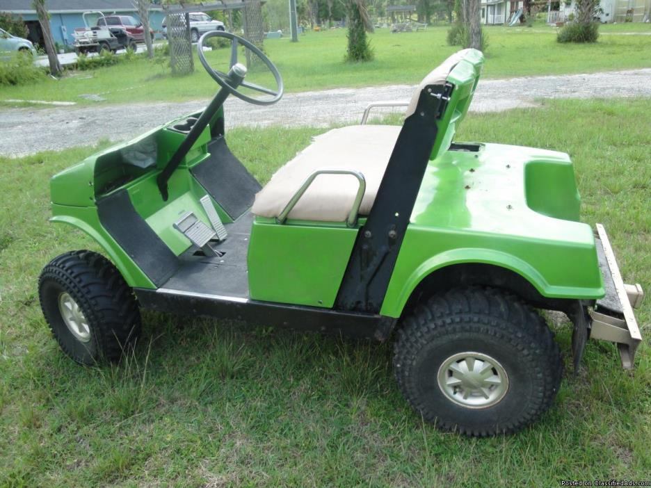 Gas Powered Golf Cart Motorcycles For Sale