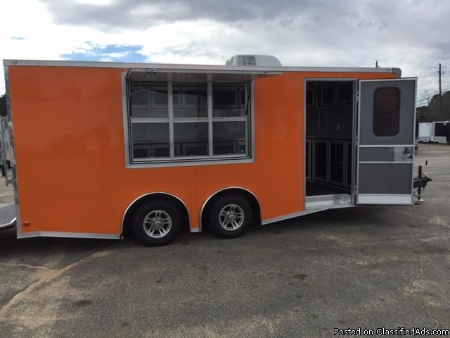 Concession Trailer Vehicles For Sale