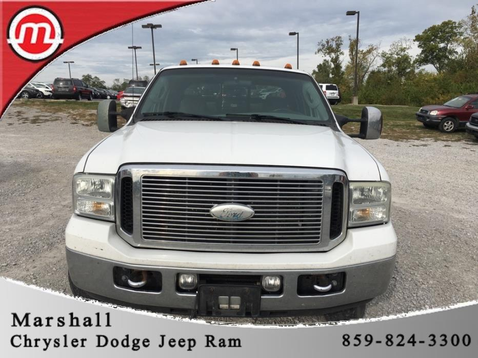 2006 Ford F-350sd  Pickup Truck