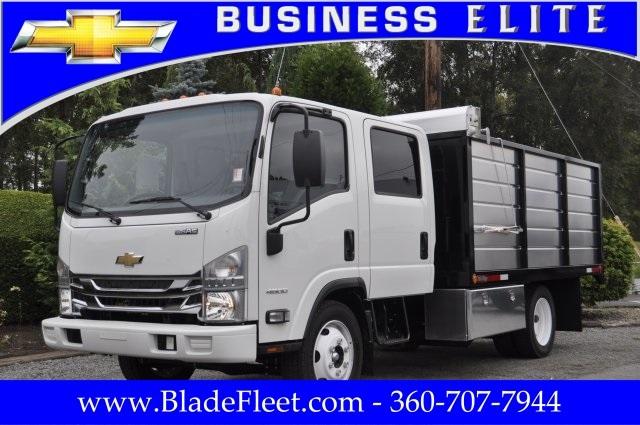 2016 Chevrolet 4500 Landscape Truck