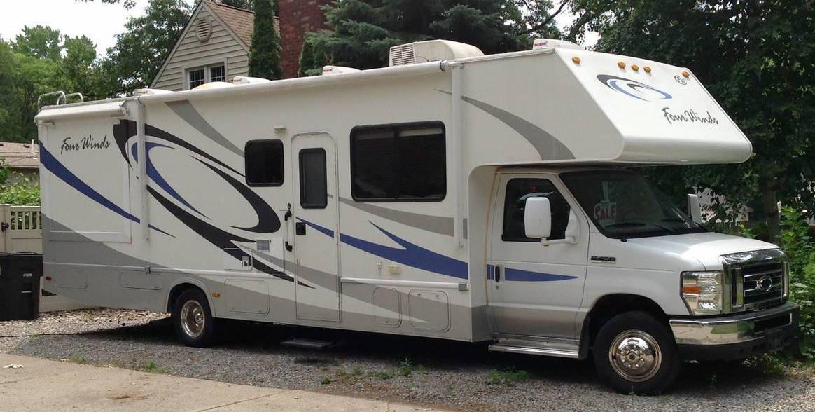 Motorhomes For Sale By Owner >> Four Winds Motorhome rvs for sale