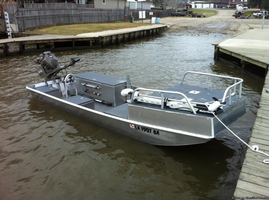 Bowfishing boat boats for sale for Fishing boats for sale in texas