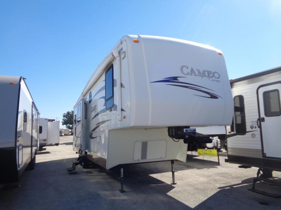 2007 Carriage Cameo 35FD3