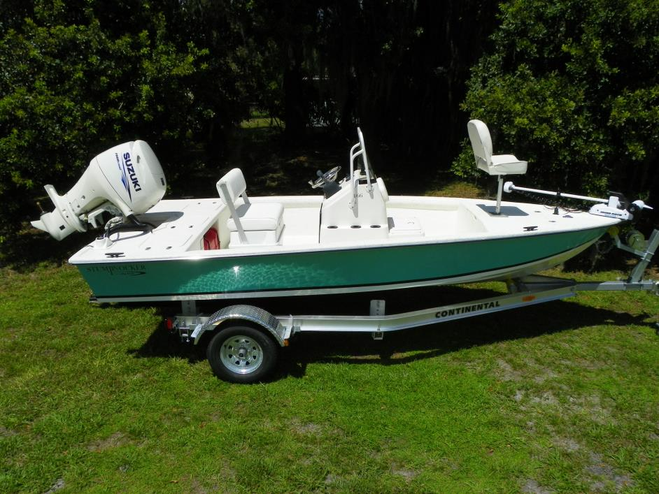 2017 Stumpnocker 166 Coastal