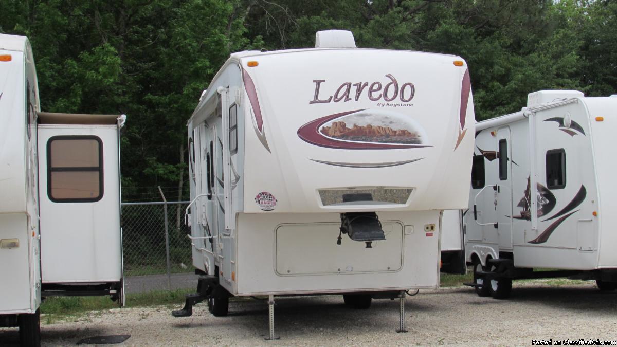 2010 Keystone Laredo 305TG