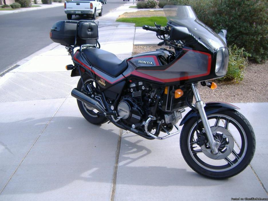 For Sale 1985 Honda VF1100S V65 [SABRE]