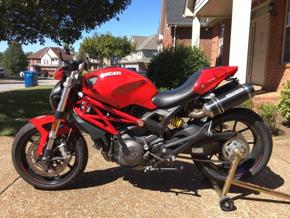 2001 Ducati Monster 900 Motorcycles For Sale