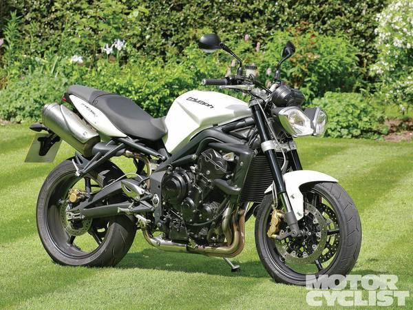 triumph street triple 675 rx motorcycles for sale. Black Bedroom Furniture Sets. Home Design Ideas