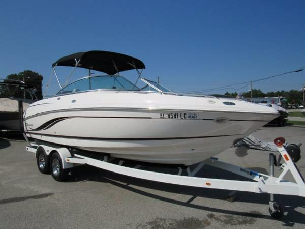 2002 Chaparral 230 SSi