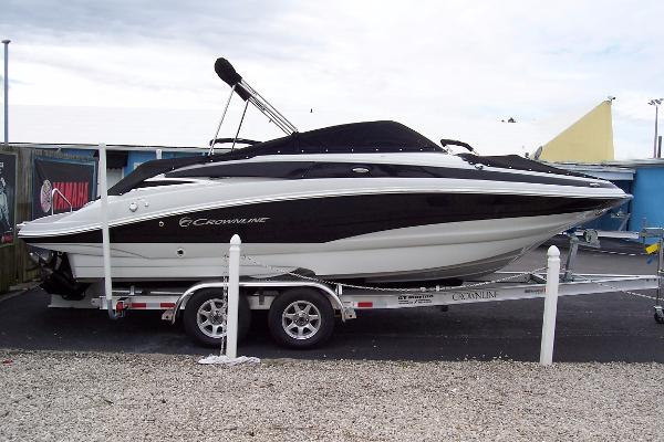 2016 Crownline Eclipse E2