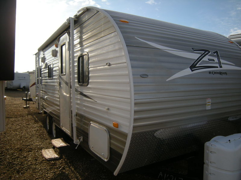 2012 Crossroads Rv Z-1 211RD