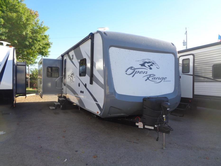 2017 Open Range Roamer 323RLS