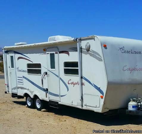 2006 Coachmen Travel Trailer Rvs For Sale