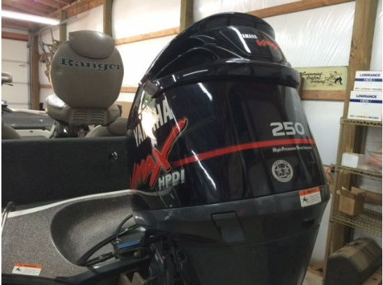 2004 Ranger 521 VX Comanche