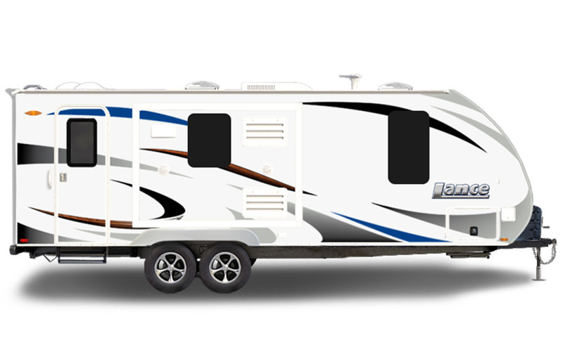 Lance Travel Trailers 2155