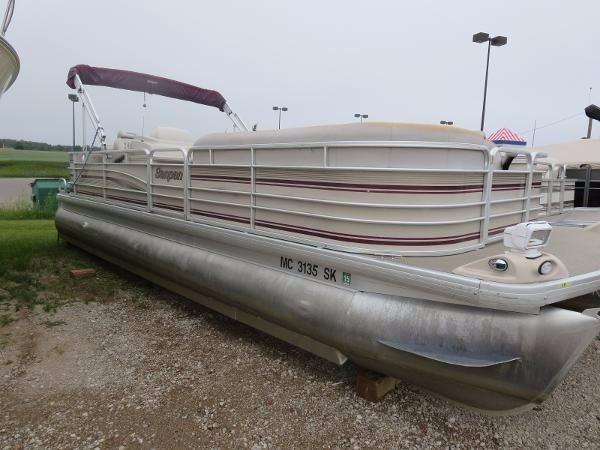 Sanpan 2500 Re Boats For Sale