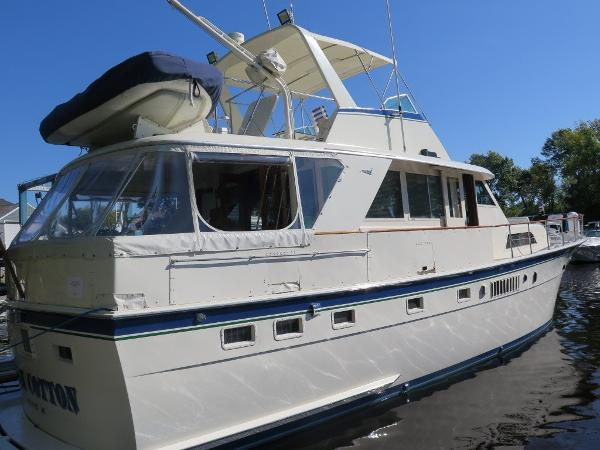 1972 Hatteras 53 Classic Motor Yacht