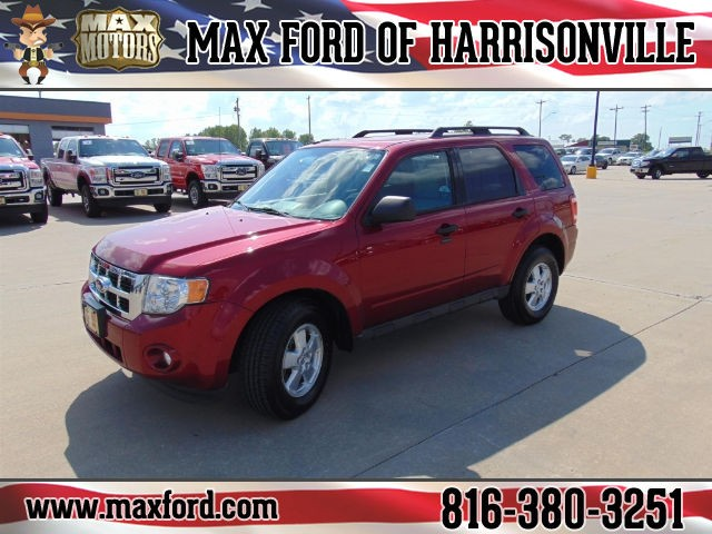 2012 ford escape xlt cars for sale for Max motors ford harrisonville mo